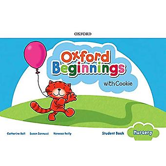 Oxford Beginnings with Cookie - Student Book by Catherine Ball - 97801