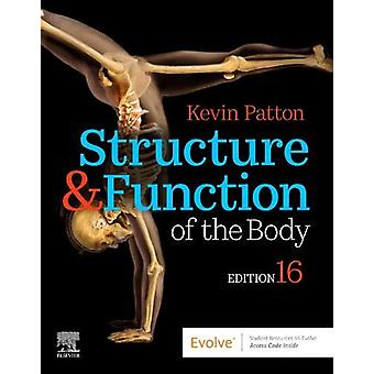 Structure & Function of the Body - Hardcover by Patton - 97803235