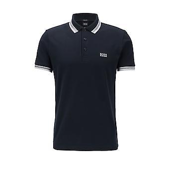 SJEFEN Athleisure Hugo Sjefen Grønn Paddy Polo Skjorte