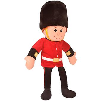 Fiesta Crafts Toy Soldier Hand Puppet