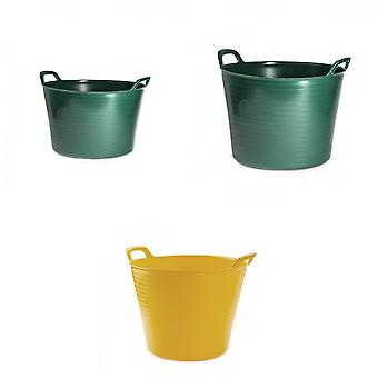 Plasticforte Recycled Flexi Tub