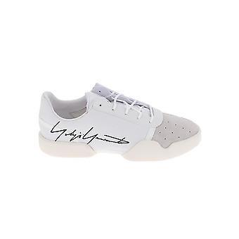 Y-3 Eh1576re Men's White Fabric Sneakers