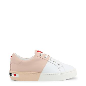 Woman leather sneakers shoes lm78007
