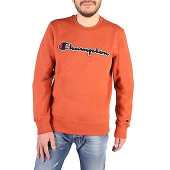 Man lång rund halsringning sweatshirt c39191