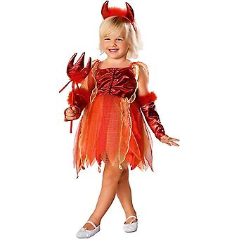 Sweet Deviless Toddler Costume
