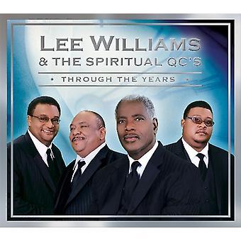 Lee Williams & Spiritual Qc's - Through the Years [CD] USA import