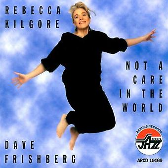 Kilgore/Frishberg - Not a Care in the World [CD] USA import