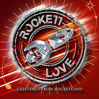 Greetings From Rocketland [CD] USA import