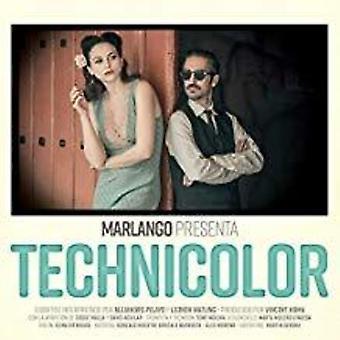 Technicolor [CD] USA import