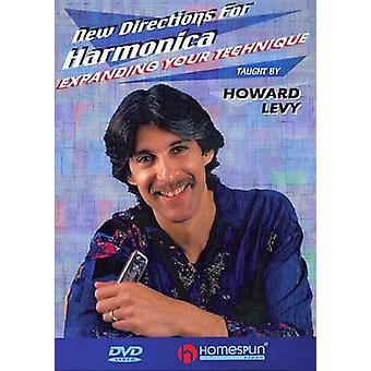 New Directions for Harmonica - New Directions for Harmonica [DVD] USA import