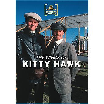 Winds of Kitty Hawk (1978) [DVD] USA import