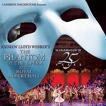 Cast Recording - The Phantom of the Opera at the Royal Albert Hall [CD] USA import