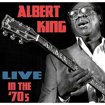 Albert King - Live [CD] USA import