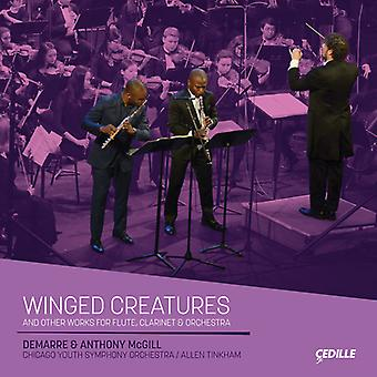 Winged Creatures [CD] USA import