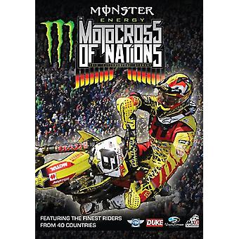 Motocross of Nations 2013 [DVD] USA import
