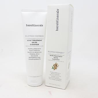 Bareminerals Blemish Remedy Acne Treatment Cleanser 4.2oz/120g nuevo con caja