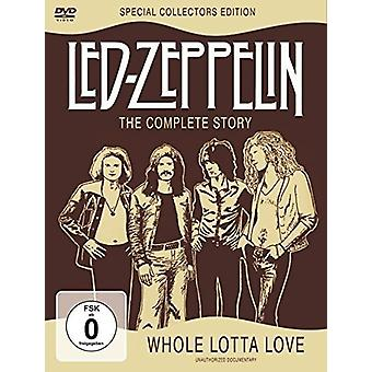 Led Zeppelin - Led Zeppelin: Complete Story [DVD] USA import