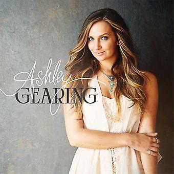 Ashley Gearing [CD] USA import