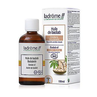 Baobab organic vegetable oil 100 ml of oil