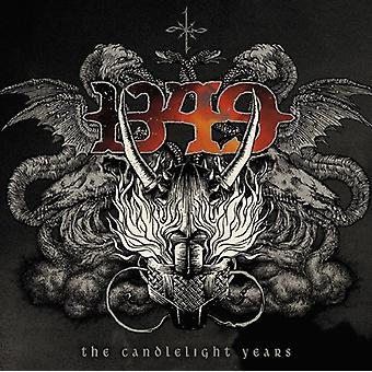 1349 - Candlelight Years [CD] USA import