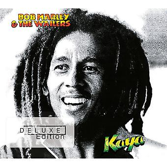 Bob Marley & & the Wailers - importation USA Kaya [CD]