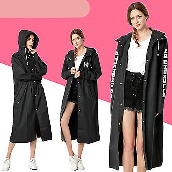 Women Raincoat Rainwear Men Rain Coat Impermeable Japanes Waterproof Rain Cape Cover Hooded
