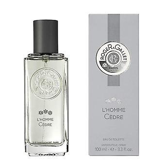 Parfyme for menn L'Homme Cèdre Roger & Gallet EDT (100 ml) (100 ml)