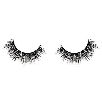 Lash XO Premium False Eyelashes - Hun - Natural yet Elongated Fake Lashes