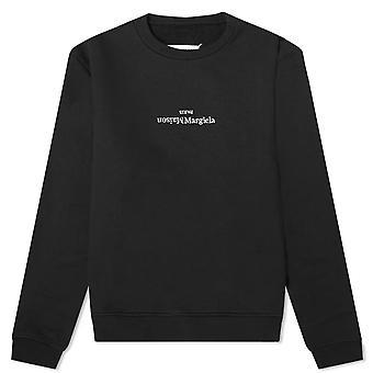 Maison Margiela Flip Logo Sweatshirt