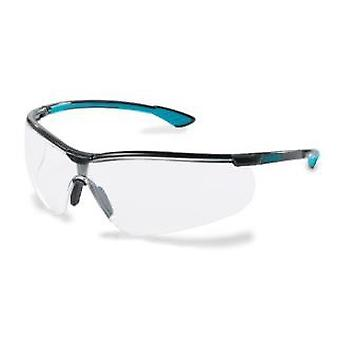 9193-376 Uvex Sportstyle Clear Supravision Extreme veiligheid bril