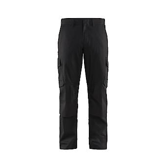 Blaklader 1448 trousers knee-pad stretch - mens (14481832) -  (colours 1 of 3)