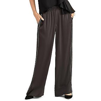 RACHEL Rachel Roy | Zig Zag pantalones de pierna ancha