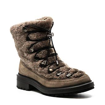 Aquatalia | Lorena Suede/Shearling Boots