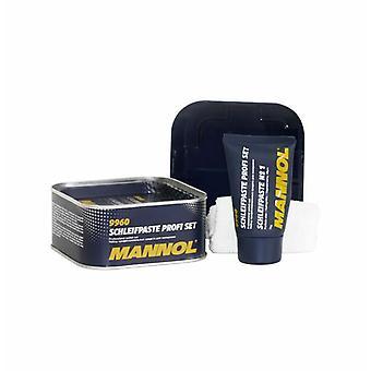 Mannol Car care Schleifpaste Polish & Wax Proffesional Set