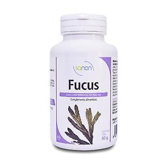 Fucus 200 comprimés de 400 mg