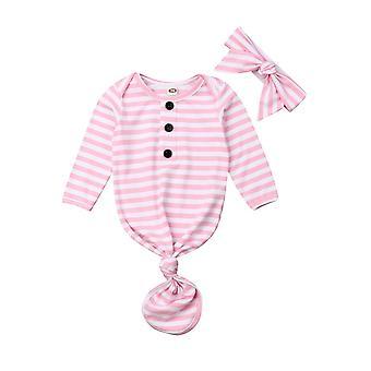 طفل حديث الولادة الفتيات الأولاد النوم أكياس بطانية ثوب التفاف