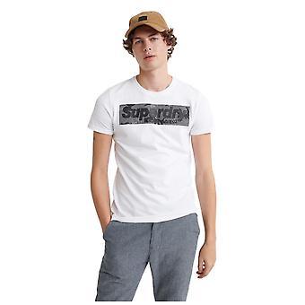 Superdry Camo International Infill T-paita - Optinen