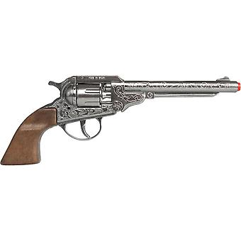 CAP GUN  - 88/0 - Gonher Cowboy Revolver 8 Shots