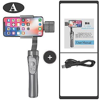 Stabilizer Gimbal 3-axis -smartphone Action Gopro Camera Ptz Handheld
