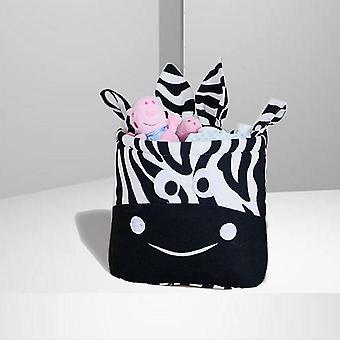 Zebra Infant Multi-function Storage Bag, Newborn Baby Crib Hanging Small Bag