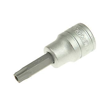 Teng TPX40 Torx Pinned (Sikkerhed) Socket Bit 3/8in Drive 6,5 mm TENM381240