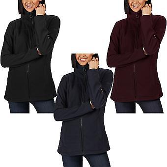 Regatta Womens Fayona Mid-Weight Outdoor Walking Randonnée Full Zip Fleece Jacket