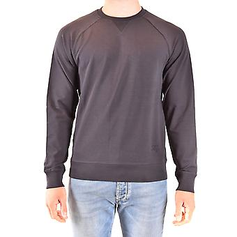 Fay Ezbc035080 Men's Blue Cotton Sweatshirt