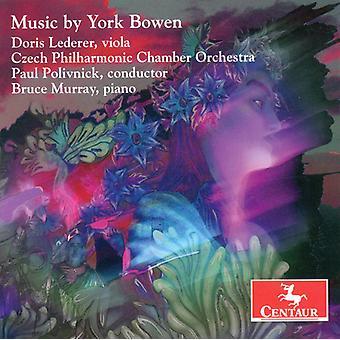 Y. Bowen - Music by York Bowen [CD] USA import