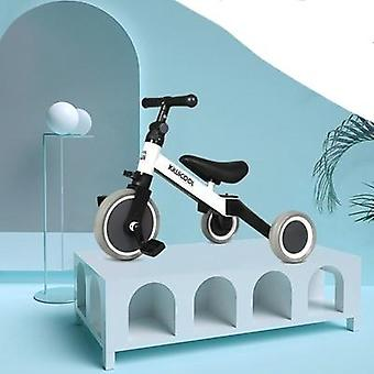 Infant Shining Tricycle 3-in-1 Scooter