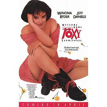 Willkommen zu Hause Roxy Carmichael Movie Poster (11 x 17)