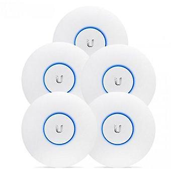 Redes Ubiquiti uap-ac-lr-5 unifi ac puntos de acceso wlan de largo alcance (pack fo 5)