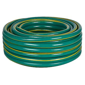 Hozelock Flexi Plus Knitted Hose Pipe 30m x 15mm - Cart Coil