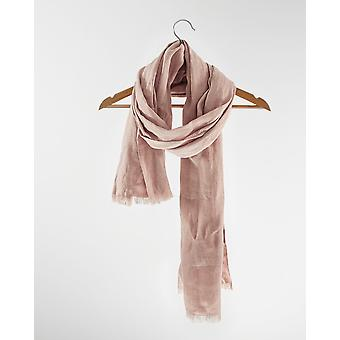 Linen Scarves & Wraps With Tassels