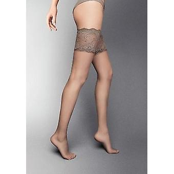 Classic Sheer Stay-ups Luonnolliset pitoon